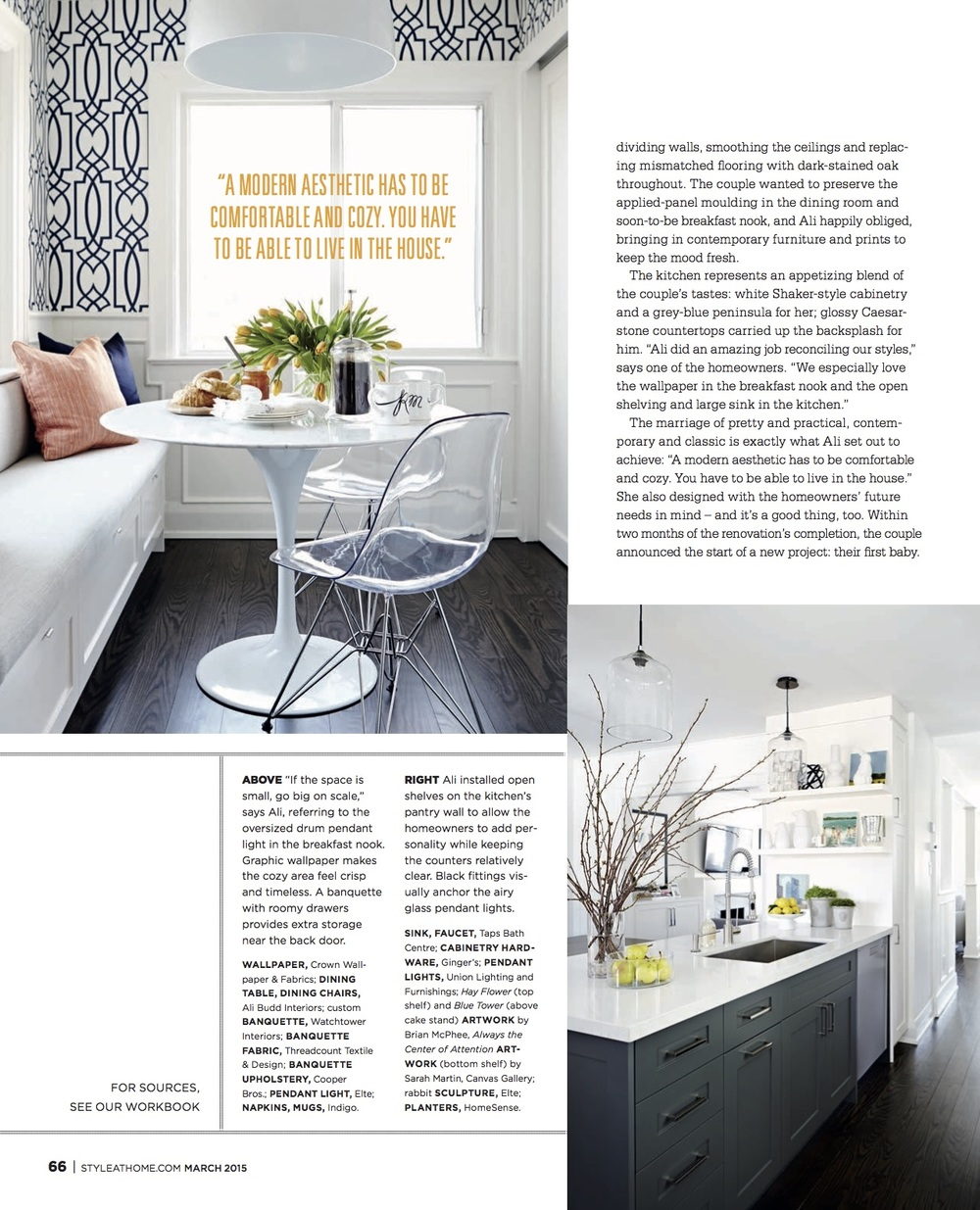 Style At Home Article page 5